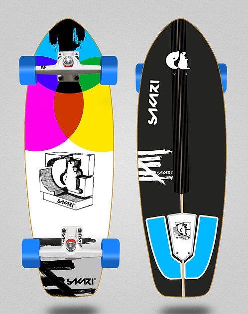 Sakari surfskate - Chroma 31