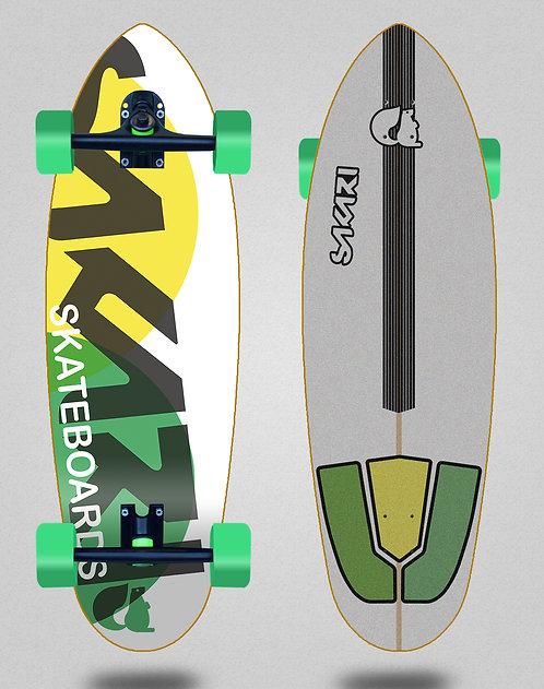Sakari cruiser - Fus yellow green 32.5