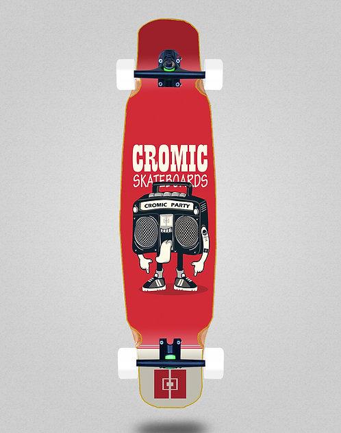 Cromic Party longboard dance complete 46x9