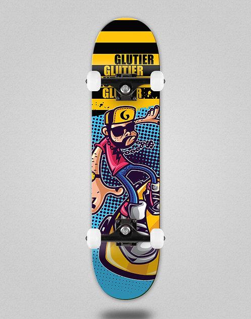 Glutier John Drugs skate complete