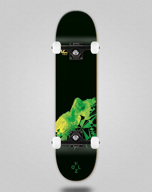 Holz Critical green skate complete