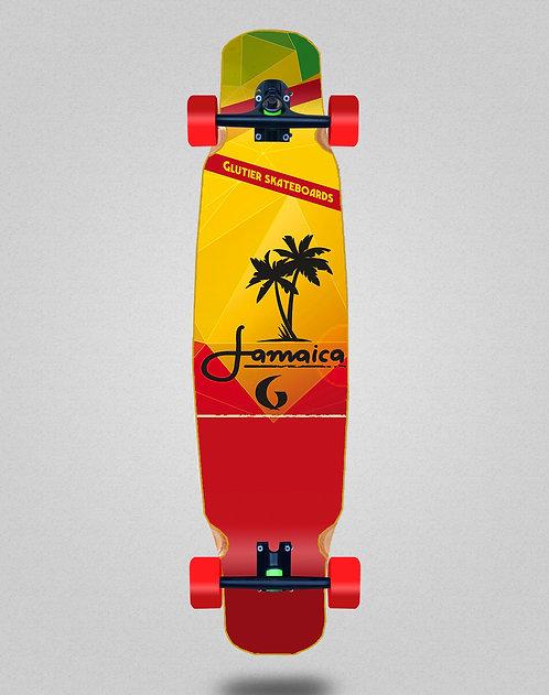 Glutier Jamaica longboard dance complete 46x9