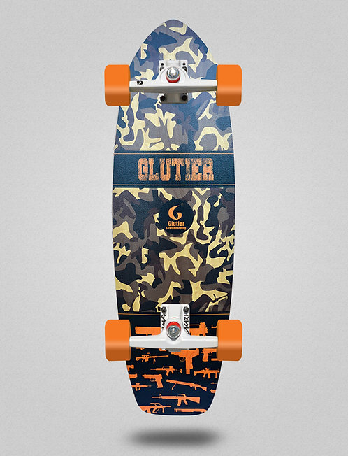 Glutier surfskate - Weapons 31