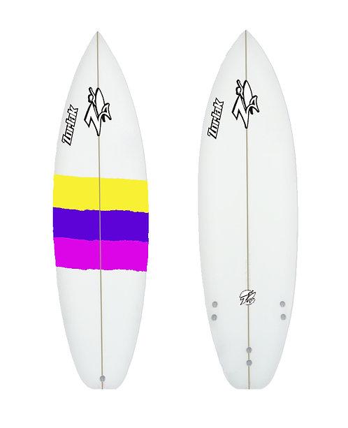 Zorlak surfboard shape 102