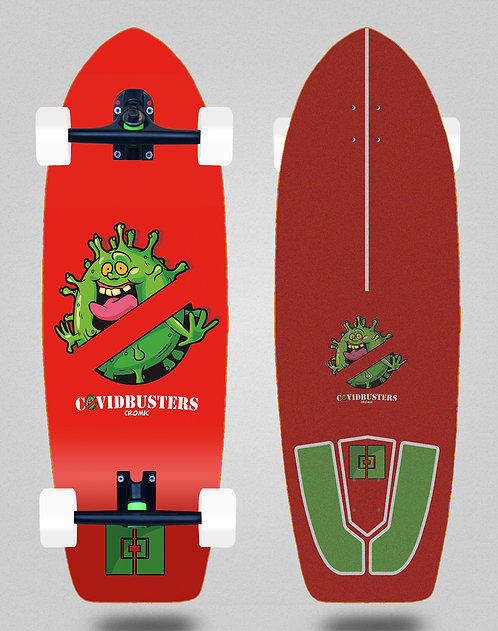 Cromic cruiser Covid Busters 29