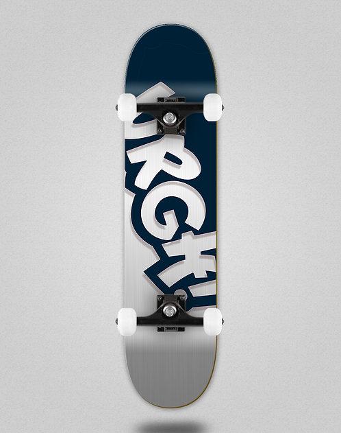 Urgh classic blue silver skate complete