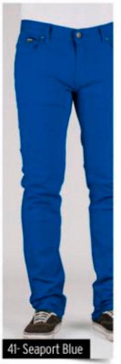Hydroponic pants - Nedlands ppl blue