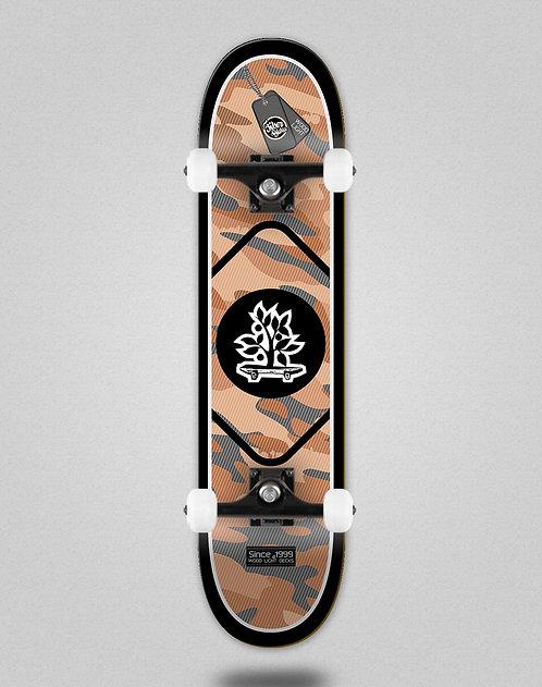Wood light Camo sand skate complete