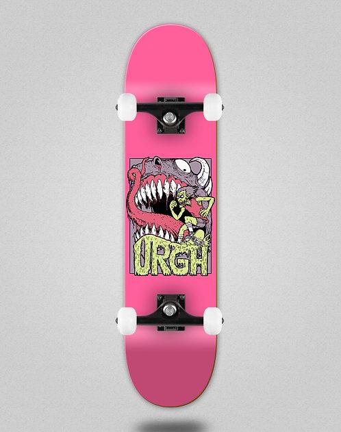 Urgh Monster pink skate complete