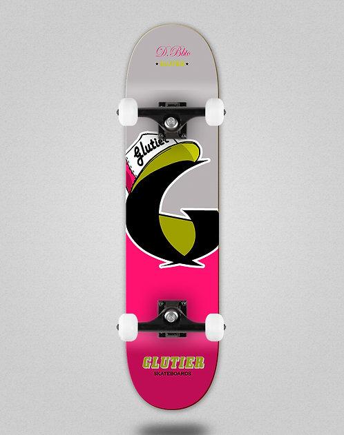 Glutier California pink skate complete
