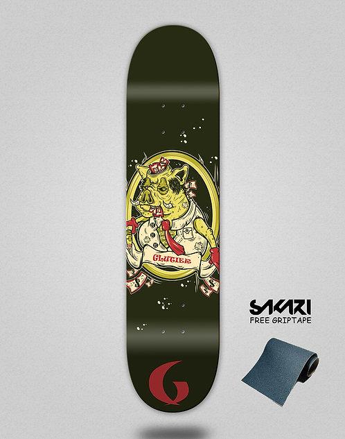 Glutier Tellmou skate deck