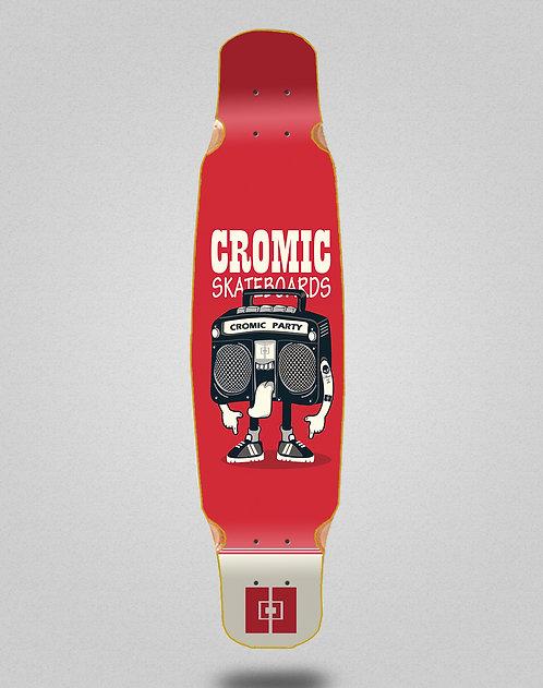Cromic Party longboard deck dance 46x9