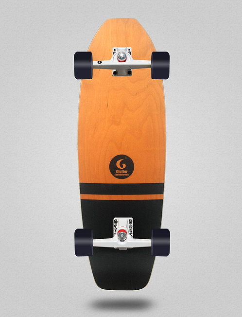 Glutier surfskate - Flame 31,5