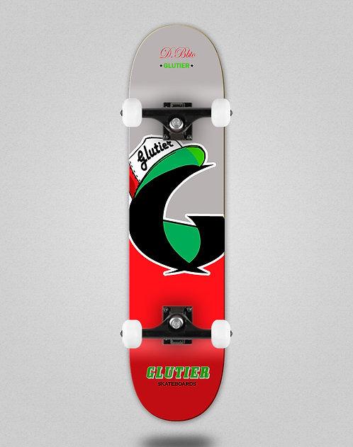 Glutier California red skate complete