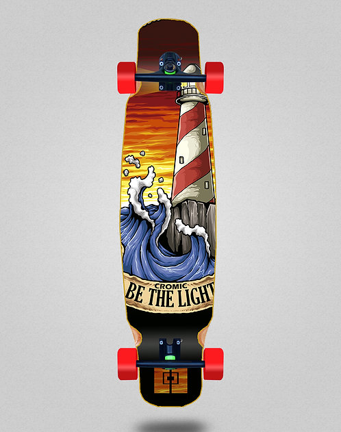 Cromic Be the light longboard dance complete 46x9