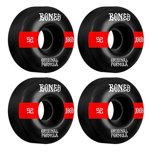 Bones 100 s V4 52MM OGF BLACK