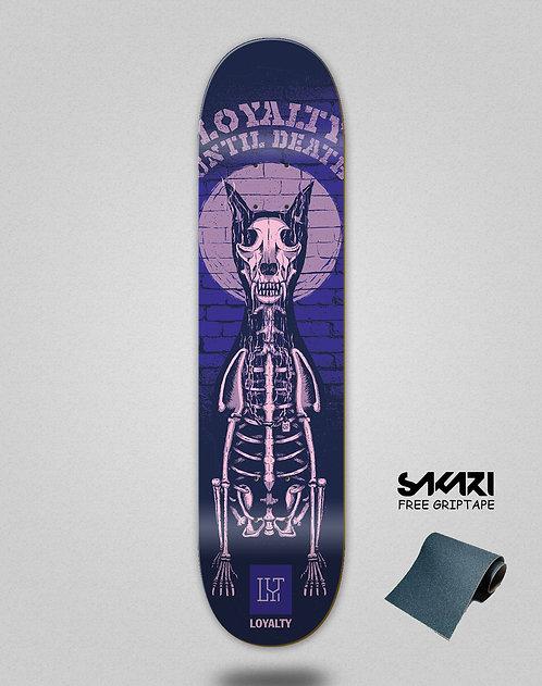 Loyalty deck Dead dog blue