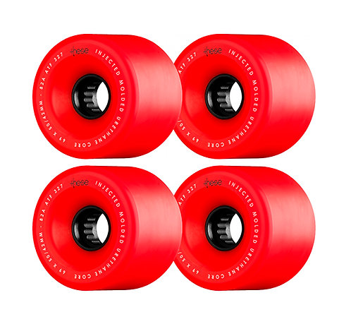 These wheels - ATF 327 66mm/80a