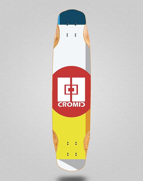 Cromic Cefire longboard deck 38x8.45