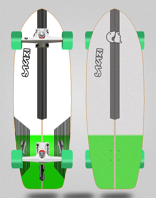 Sakari surfskate - Shape series Aloin 29