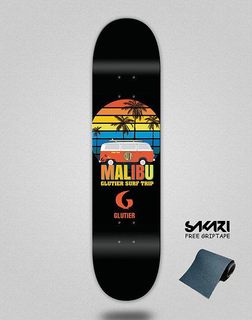 Glutier Malibu skate deck