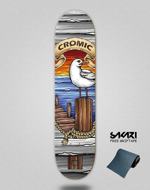 Cromic Seagull skate deck