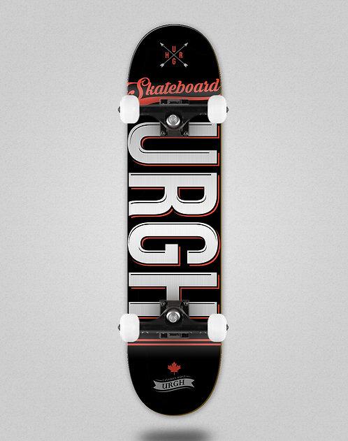 Urgh OG black red skate complete