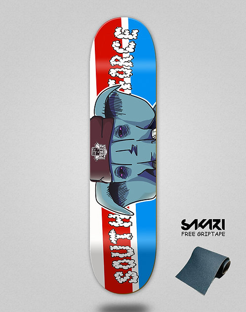 South force skate deck Clouds Jordan