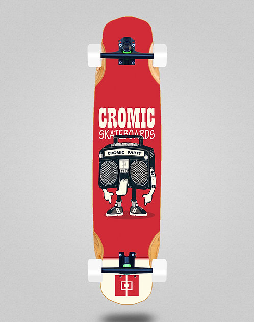 Cromic Party longboard complete 38x8.45