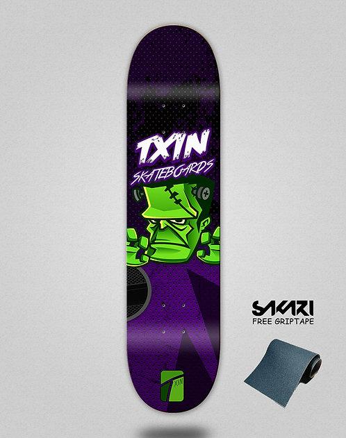 Txin Frankie skate deck