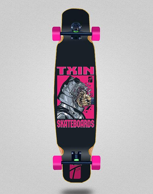Txin Destruction longboard dance complete 46x9