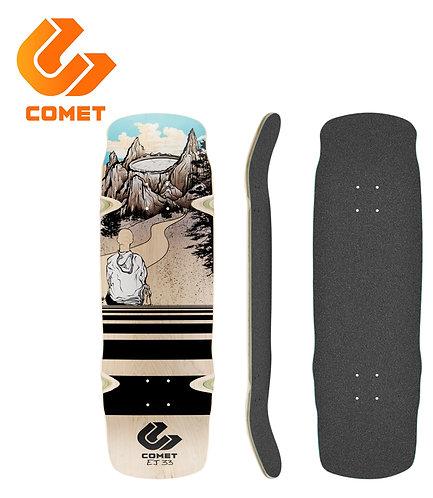 Comet skate skateboard longboard SHRED EJ 33¨