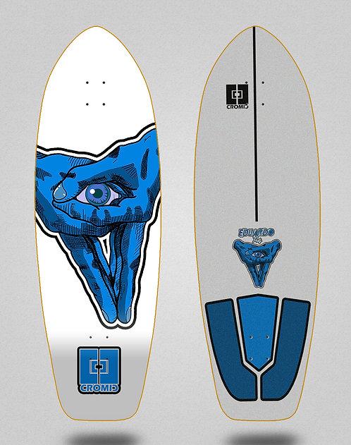 Cromic surfskate deck Eduardo Prieto special one 31