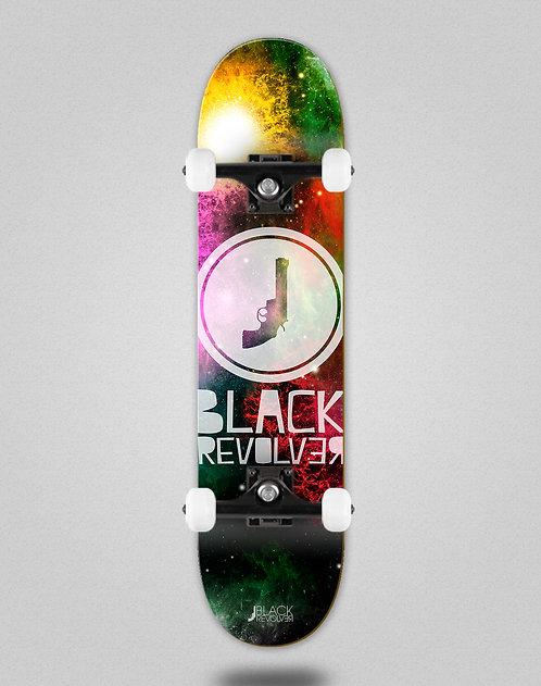 Black Revolver Space circle skate complete
