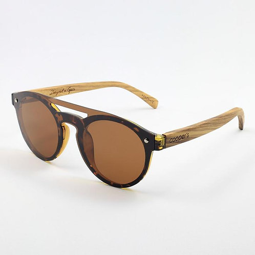 Cooper´s sunglasses Cupertino brown