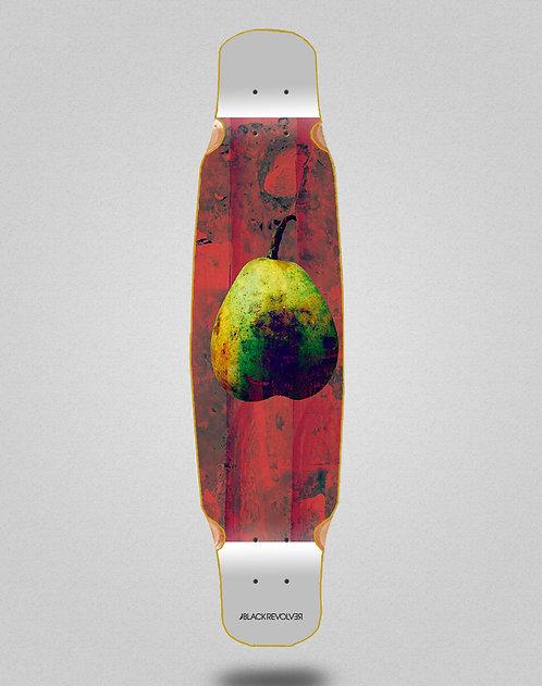 Black Revolver Rotten fruit 2 longboard deck bamboo dance 46x9