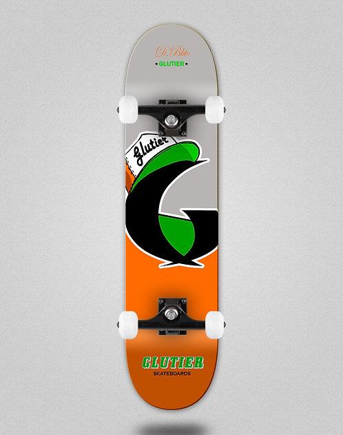 Glutier California orange skate complete