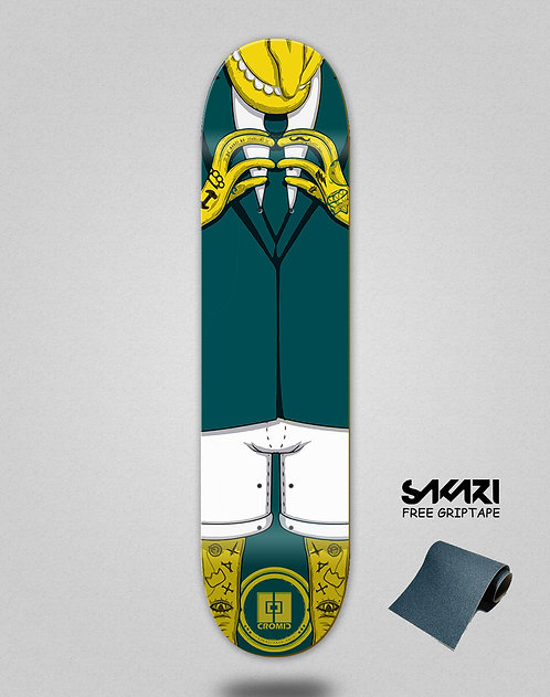 Cromic Burn Ghetto skate deck