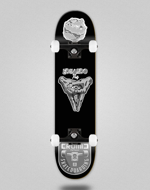 Cromic Eduardo Prieto Pro icon grey skate complete