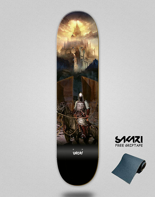 Urgh skate deck Warrior