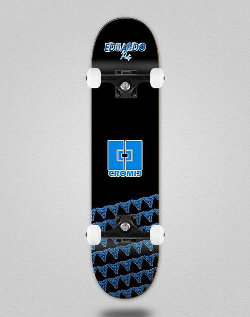 Cromic Eduardo Prieto Multy blue skate complete