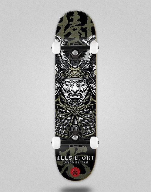 Wood light Japan series samurai skate complete