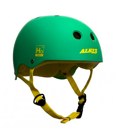 Alk13 H2O Plus Matte green