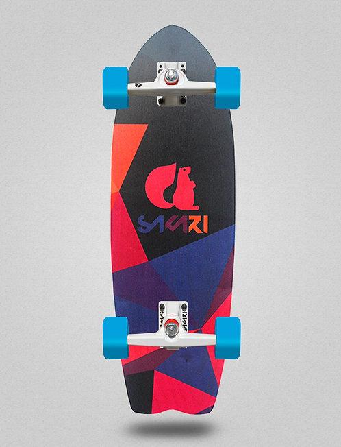 Sakari surfskate - Smullen 29