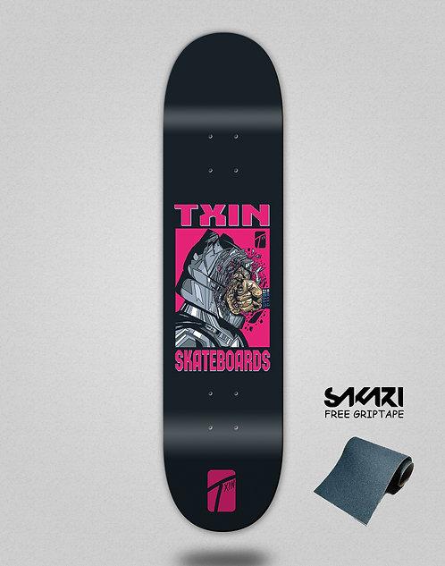 Txin Destruction skate deck