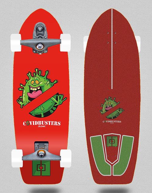 Cromic surfskate T12 trucks C19 Busters 29