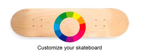 Personaliza tu skate