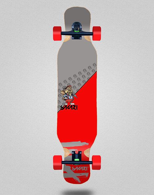 Sakari Castor longboard complete 46x10