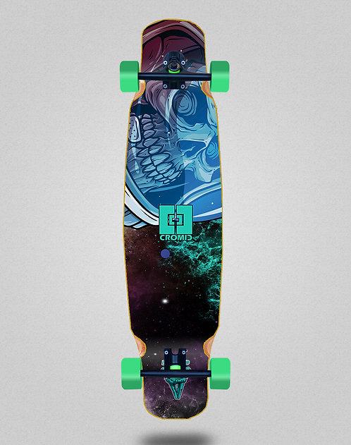 Cromic Eduardo Prieto Space dead longboard complete mix bamboo 46x9