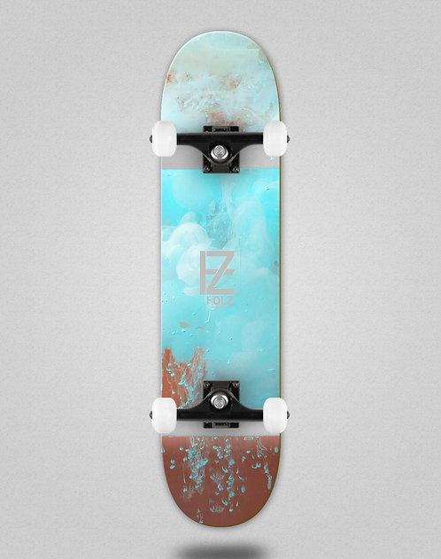 Holz Powder pump blue skate complete
